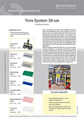 Product Information Twix System 30 cm